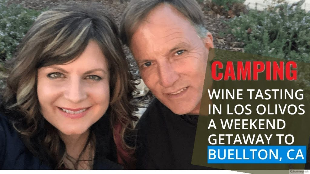 Buellton RV and Wine Trip